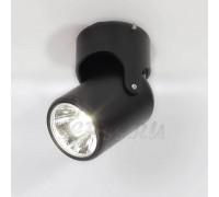 Накладной поворотный светодиодный светильник JH-BTH-05 Black (20W, 220V, White)